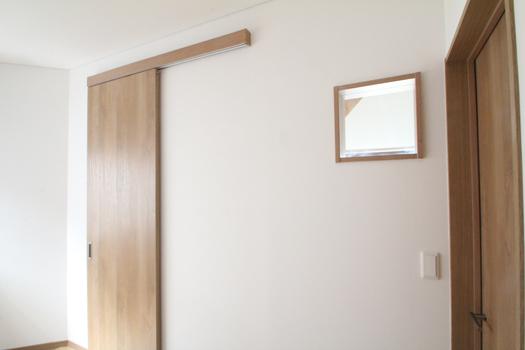 リノベーションの家 寝室