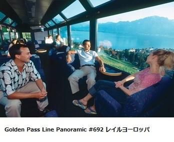 ヨーロッパ鉄道の旅