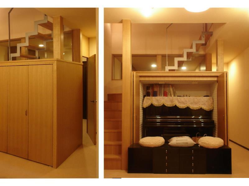 家具/ピアノ収納