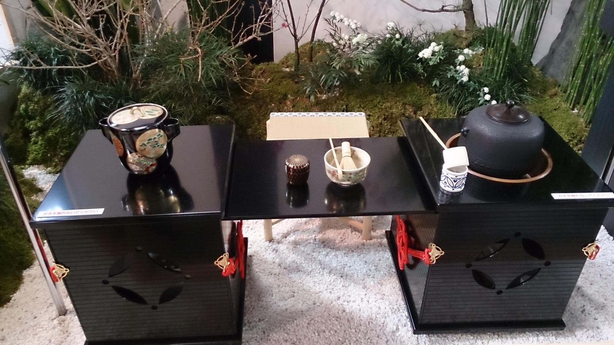 日本の伝統文化 茶道