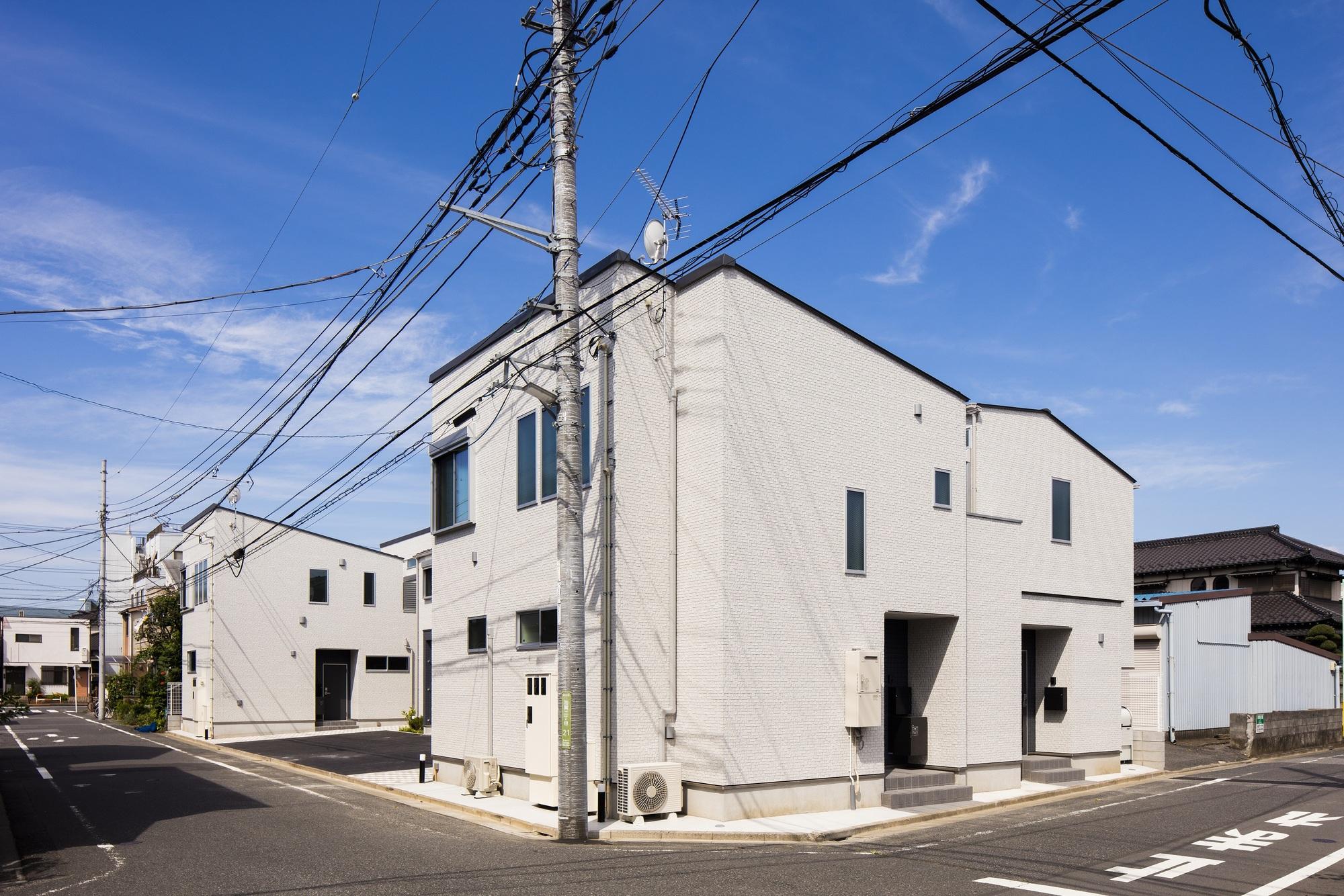 ライフスタイル提案型賃貸集合住宅 外観