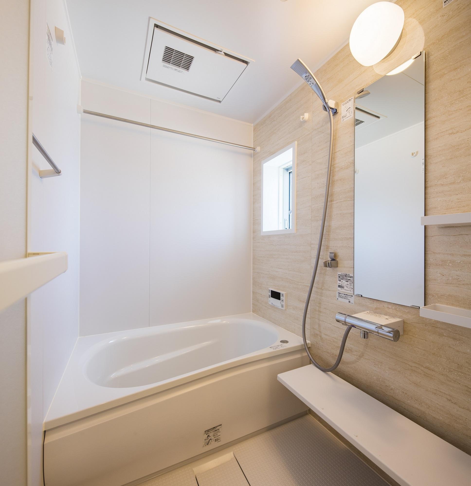 あなたらしい家 浴室 ユニットバス