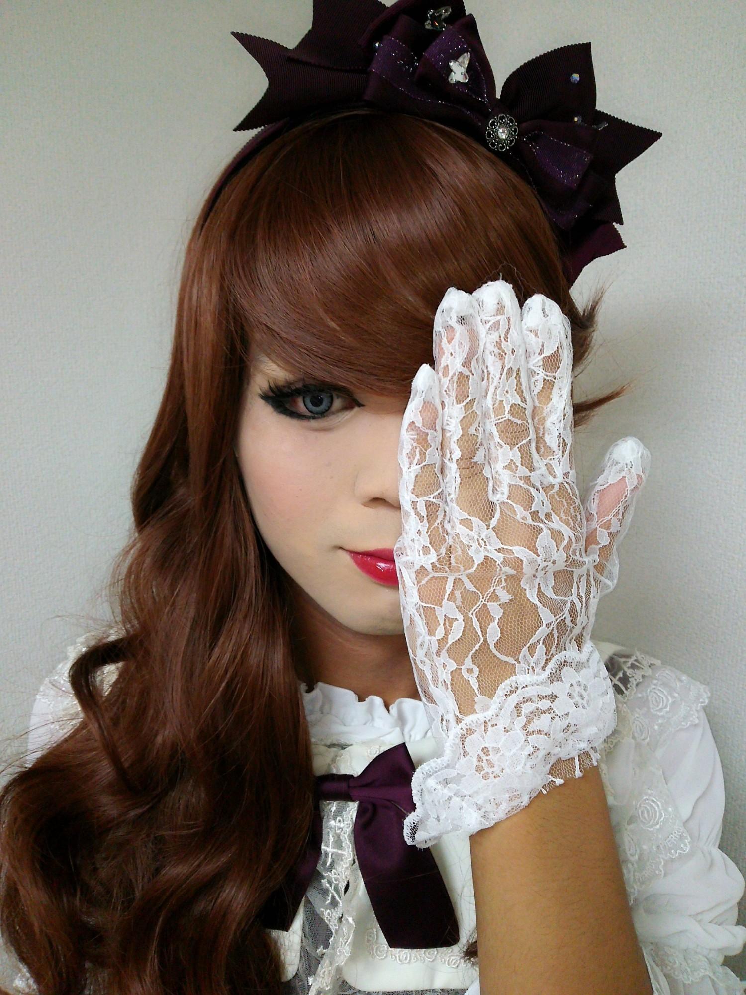 9変身凄腕女装メイクビフォーアフター完パス動画凄腕ダブル!