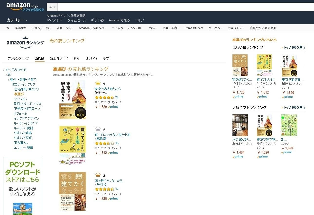 【 Amazonベストセラーランキング1位! 】