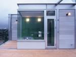 屋上展望浴室のある二世帯住宅_SILVER WAVE-1(2)