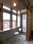 土地活用例1) 中庭付き戸建風賃貸建物 サンルーム