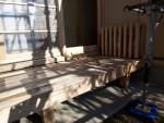 築8年目の白木洗い-地元材で建てた普通の数奇屋 5