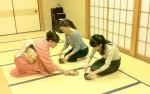 室礼講習・13夜(後の月)宴@中野上町ホール