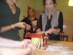 イタリア【料理】留学 家庭料理