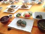 鳥取県東郷湖畔のカフェでのご提供料理が決まりました