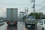 茨城県つくば市の竜巻被害1