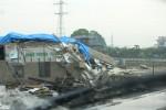 茨城県つくば市の竜巻被害2