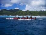 クック諸島ヴァカのレース