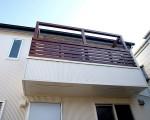 夫婦ふたりの家: 鳥牛之家 -2 ガルバ波板の外壁