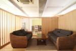 木のオフィス 応接室