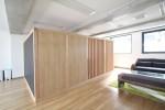木のオフィス 木の箱