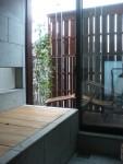 船の家: 浴室