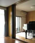 開かれたピアノ室 01