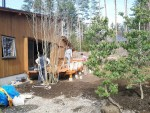 蓼科の家・DIY