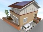 長期優良住宅 太陽光発電 高断熱・高気密 FPの家 完成見学会