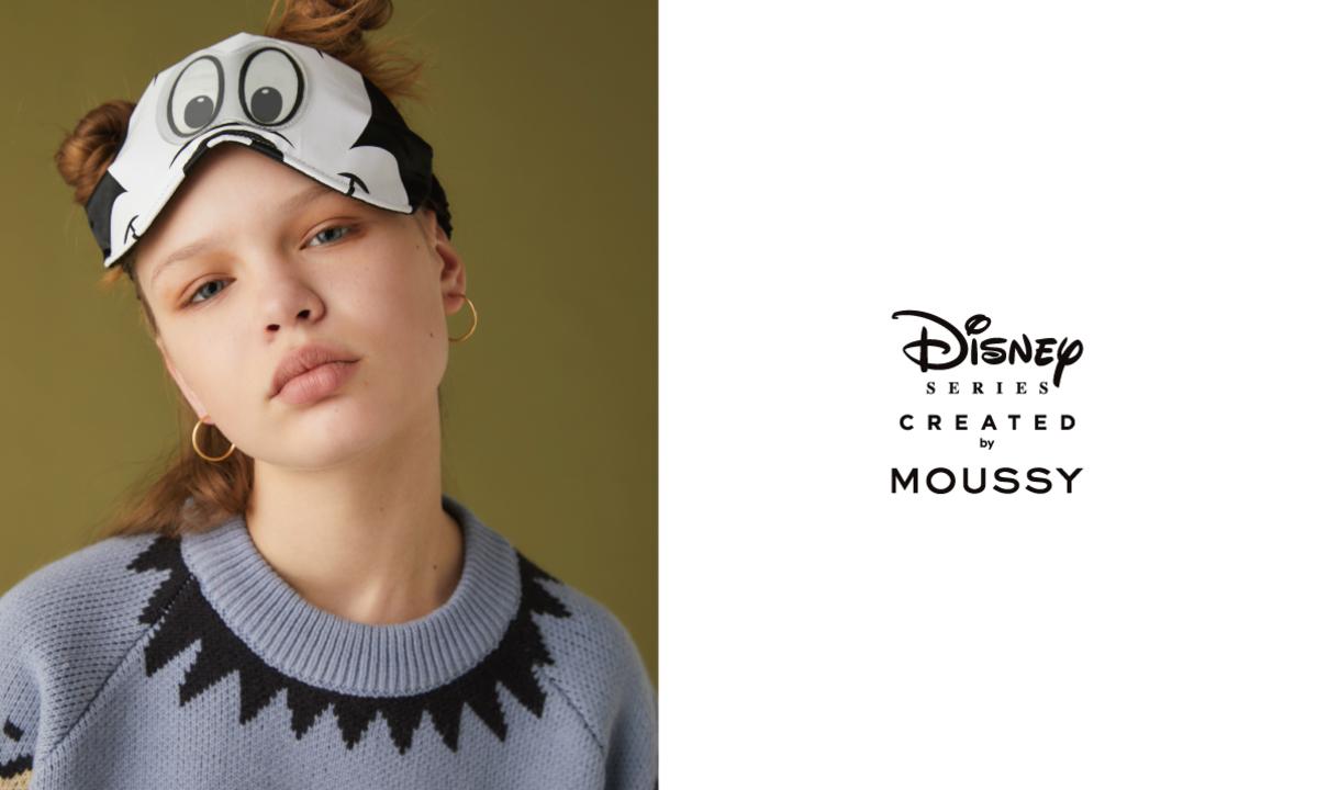 ミッキーマウス90周年記念♪MOUSSY90周年を祝うスペシャルコレクション