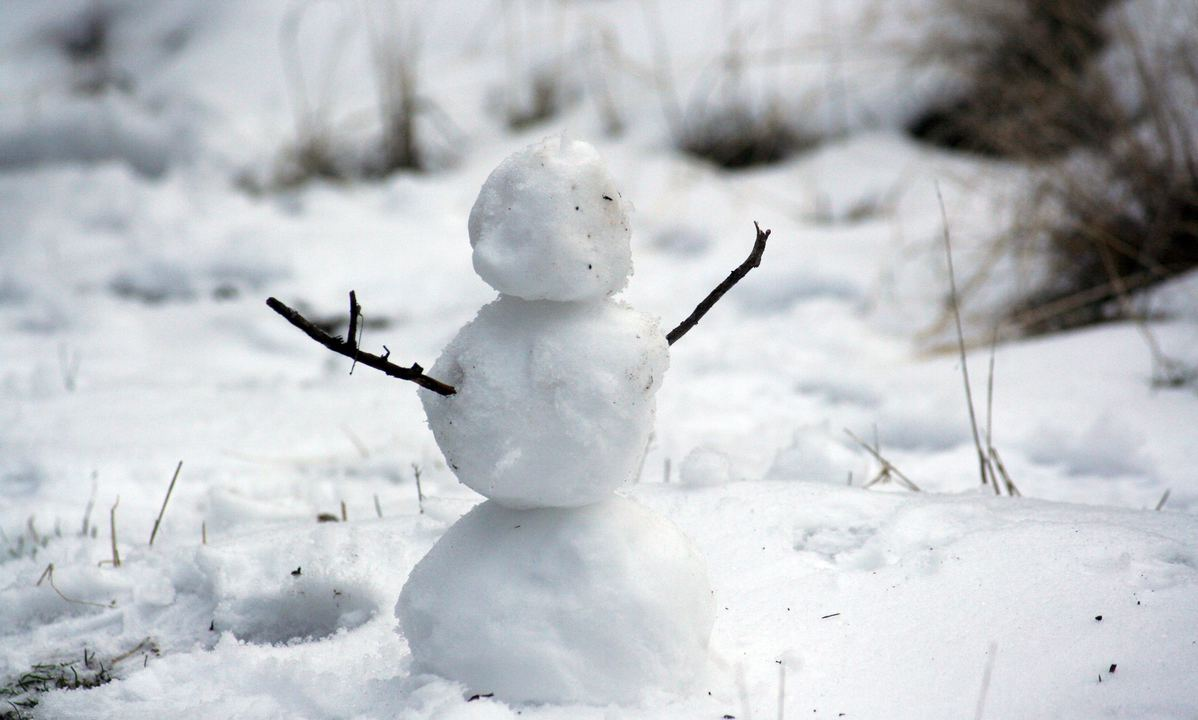 真っ白であざと可愛ゆく♪冬映えする雪だるまコーデ