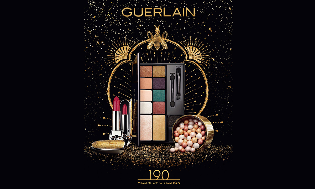 GUERLAIN/HOLIDAY MAKE-UP COLLECTION 2018