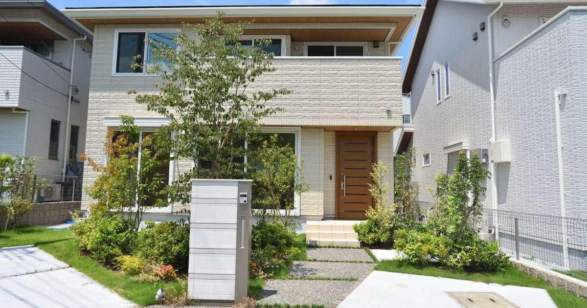 エクステリアは家の顔 わが家にぴったりの選び方とは 千葉県大網白里市のバイナルフェンスなど外構工事 造園工事 Gardenウィズテリア
