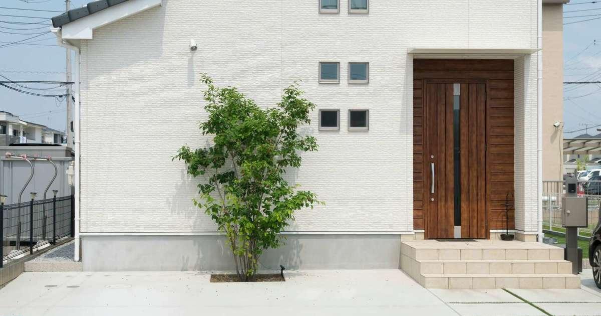 家の新築にあわせて外構工事を考えるベストなタイミングとは カーポートやウッドデッキ等の外構エクステリア工事は茨城県水戸市に拠点を構える中郡工業へ