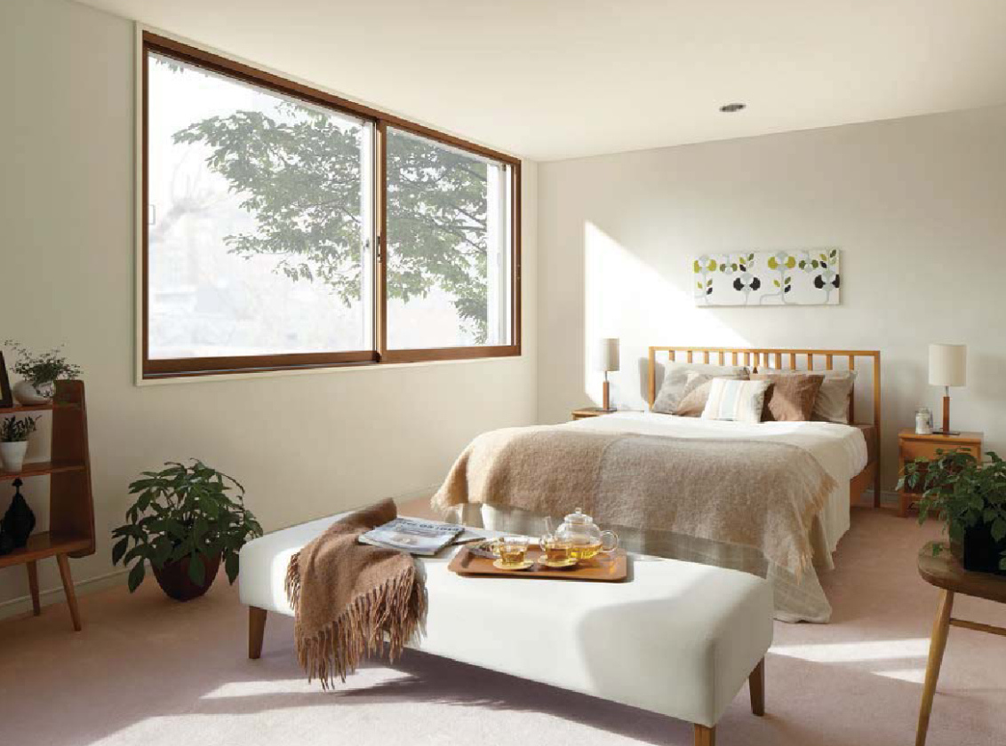 インプラス寝室