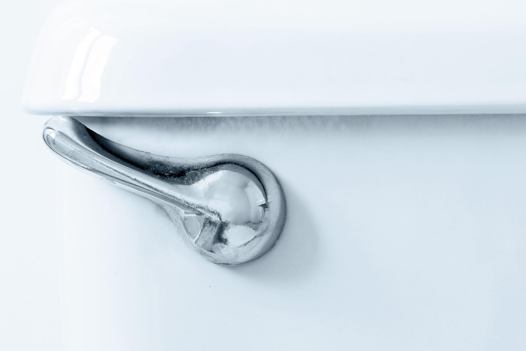 トイレタンクのレバー