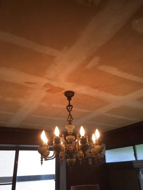 板橋区雨漏り修繕 施工前