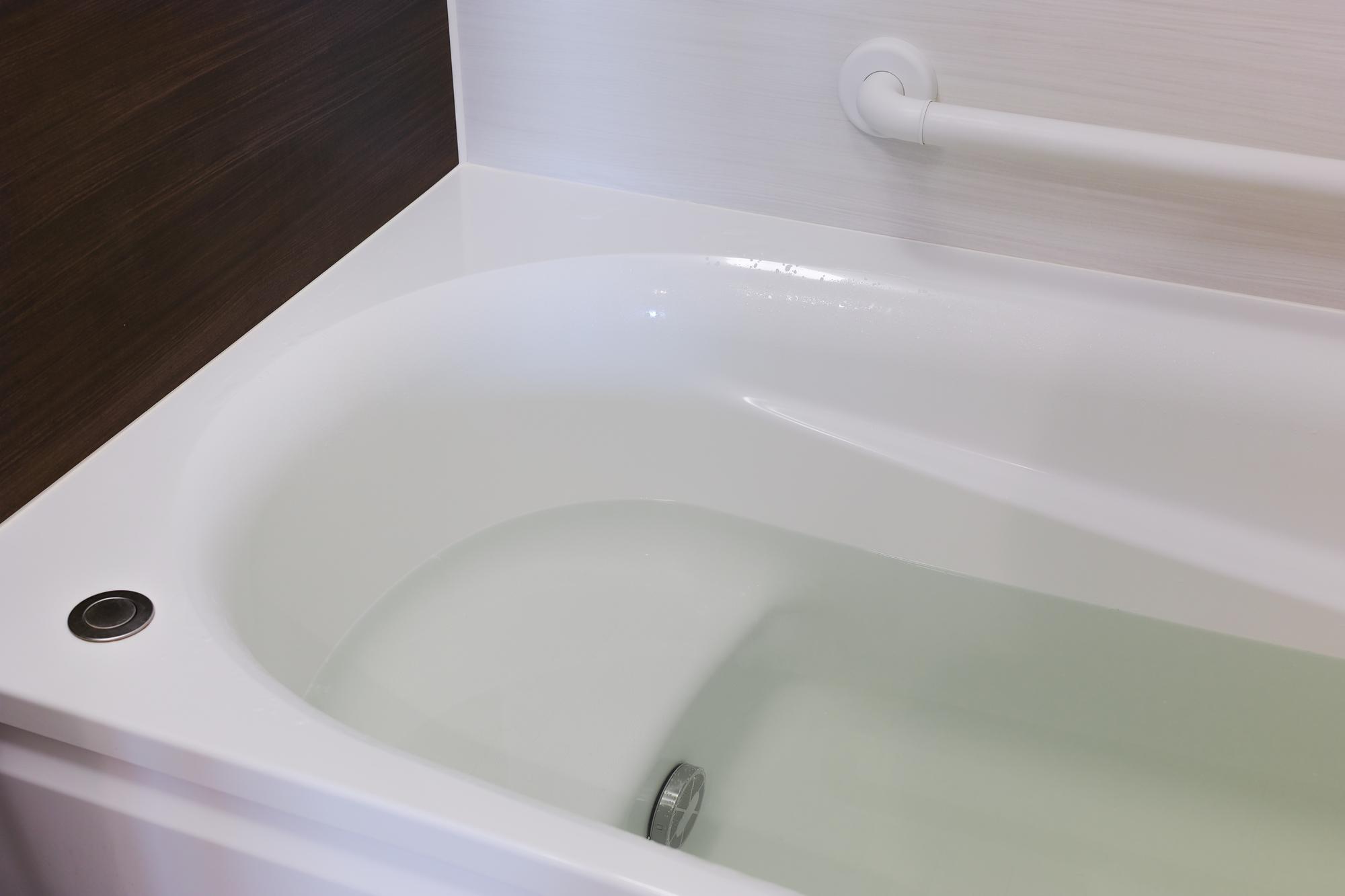 バスルームの節約術