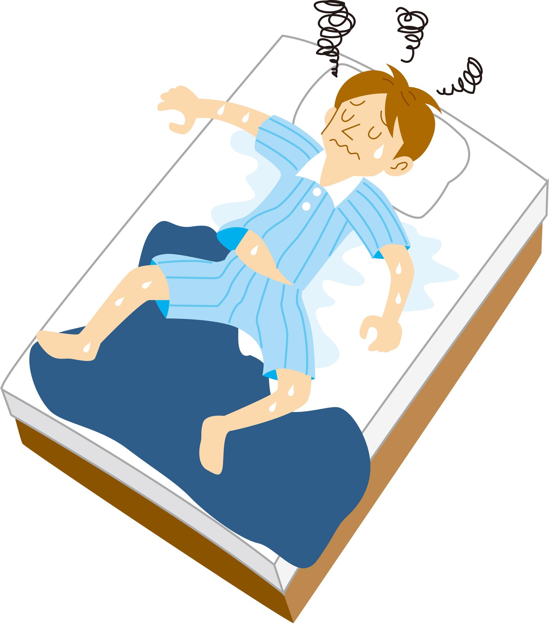 エアコンはつけっぱなしで寝てもいいですか?