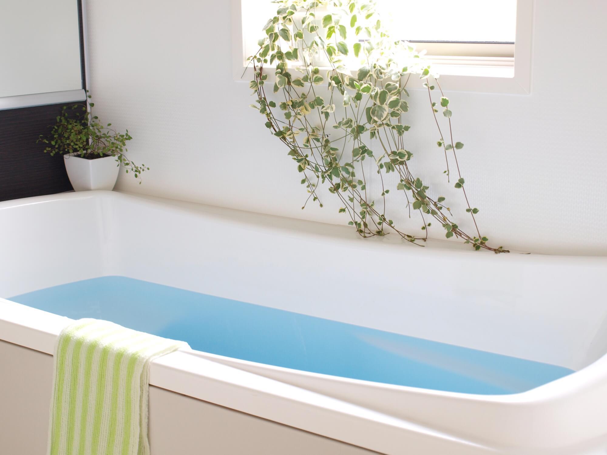 成分や浴槽タイプに注意すれば、問題なく使える