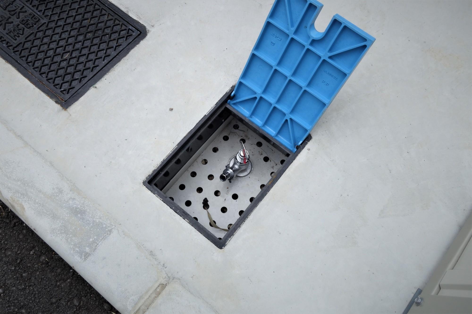 外用水栓の種類と特徴2