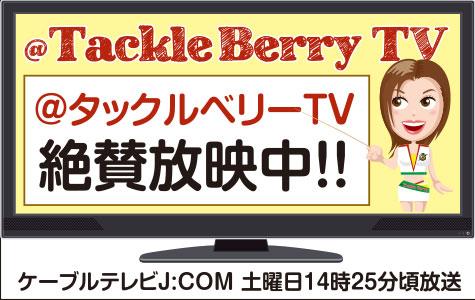タックルベリーTV