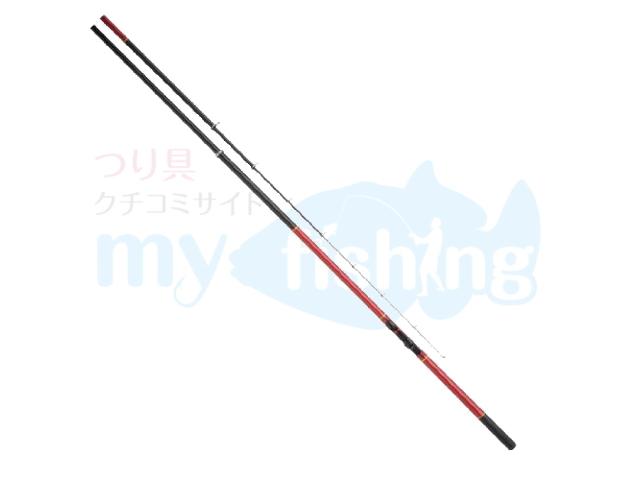 アジのサビキ釣り用の釣り竿