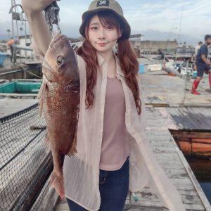 ☆海上釣堀行ってきました☆