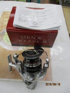 シマノ「15ストラディック 4000HGM」入荷です。