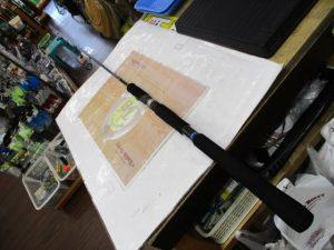 シマノ「ソルティーアドバンスジギング S603ML」入荷です