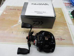 ダイワ「 タトゥーラ HLC 7.3L-TW」入荷です。