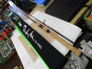 アムズデザイン「Shibumi(シブミ) IS-96ML」入荷です。