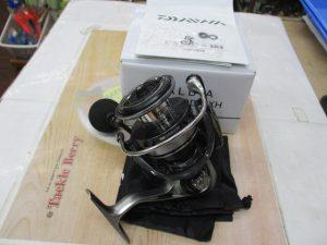 ダイワ「18カルディア LT5000D-CXH」入荷です。