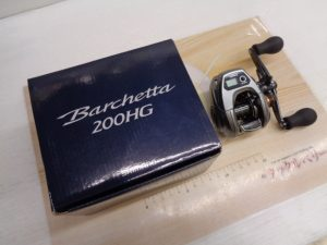 【大分店】17バルケッタ 200HG入荷しました!