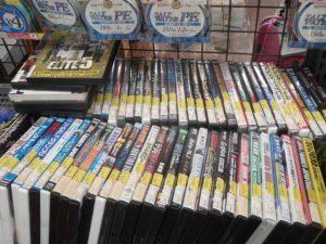 DVD値引き品大量投入(^O^)/