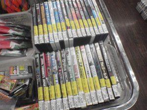 中古DVD大幅値下げ!