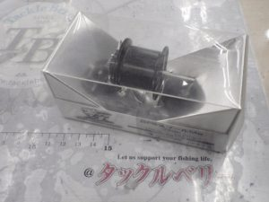 ★夢屋BFSスプールMg34mm入荷★