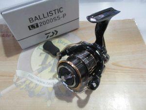 【新入荷】バリスティックLT2000SS-P