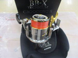 ★15BB-Xテクニウム C3000DXG S RIGHT入荷★